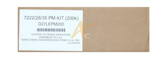 Picture of Konica 7222 7228 7235 PM Kit (200K)