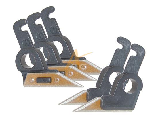 Picture of Upper Fusing Roller Paper Separator Finger Set