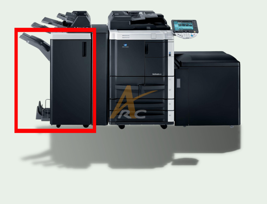 Picture of Konica Minolta FS-610 Booklet Finisher