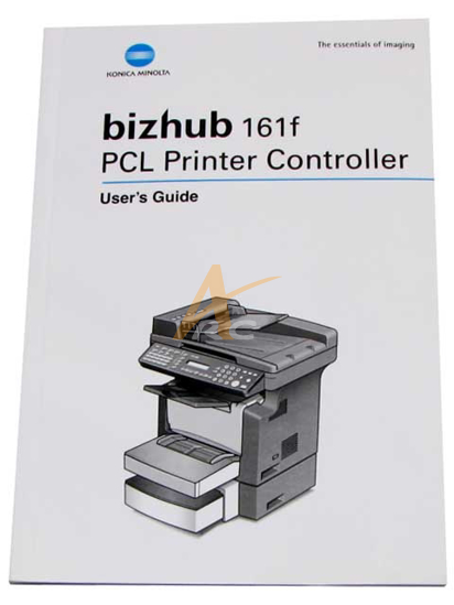 Picture of User's Guide (PCL Printer Controller) for Bizhub 161f