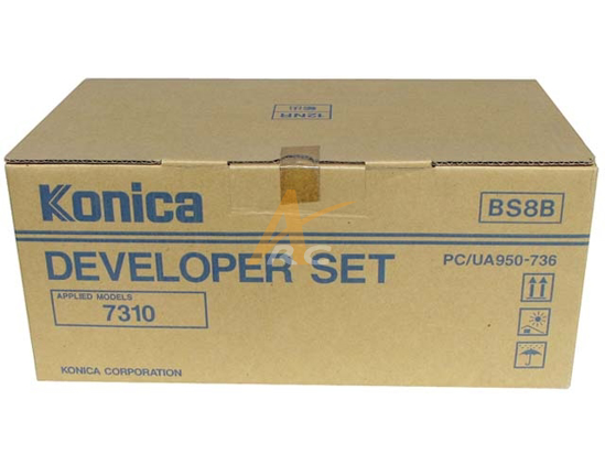 Picture of Genuine Konica Developer Set for Konica 7310