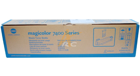 Picture of Waste Toner Box for Magicolor 7450 7450II
