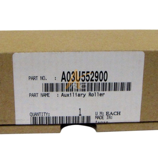 Picture of Auxiliary Roller for Bizhub Pro C6501 C6500