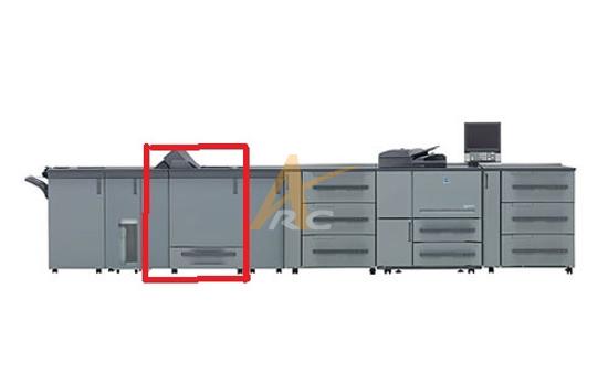Picture of Konica Minolta PB-503 Perfect Binder