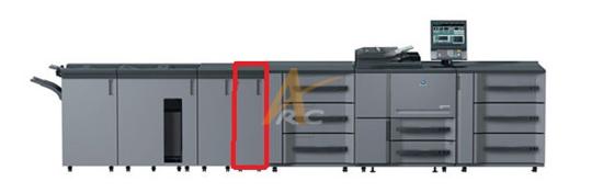 Picture of Konica Minolta RU-506 Relay Unit for GP-501