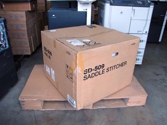 Picture of Konica Minolta SD-509 Saddle Stitcher Kit for FS-527