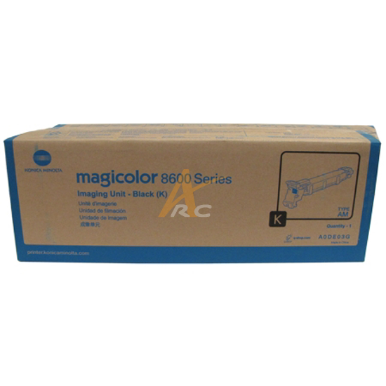 Picture of Black Imaging Unit for Magicolor 8650DN