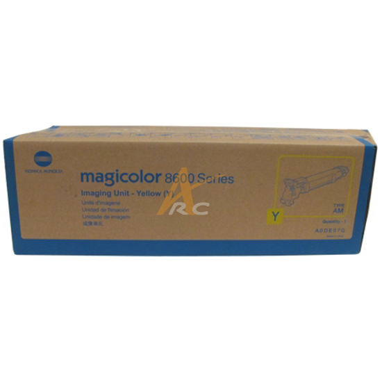 Picture of Yellow Imaging Unit for Magicolor 8650DN