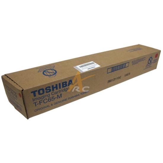 Picture of Genuine TFC65M Magenta Toner for Toshiba e-Studio 6550c Series