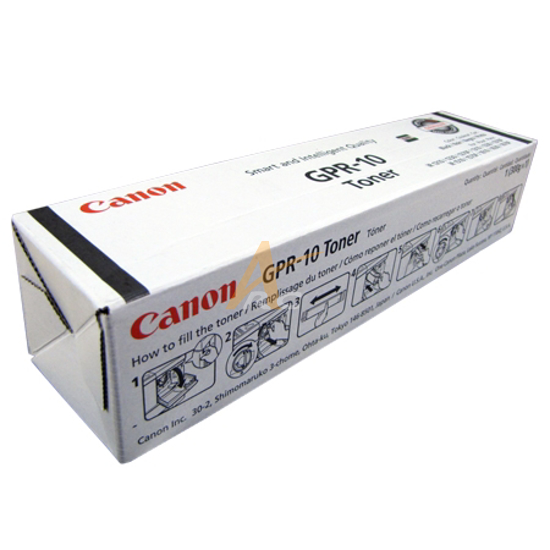 Picture of Canon GPR-10 Black Toner for imageRUNNER 1210 1670F