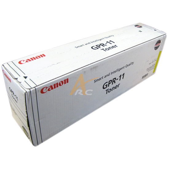 Picture of Canon GPR-11 Yellow Toner for imageRUNNER C2620 C3220