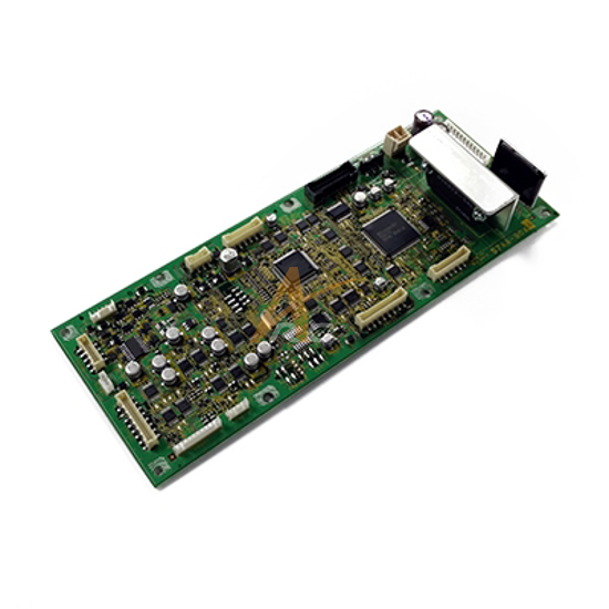 Picture of ADU Drive Board Assy for Bizhub 751 750 601 600