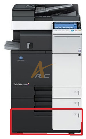 Picture of Konica Minolta PC-410 Paper Feed Cabinet