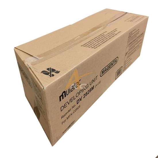 Picture of Muratec DV2828 Magenta Developer for MFX-C2828