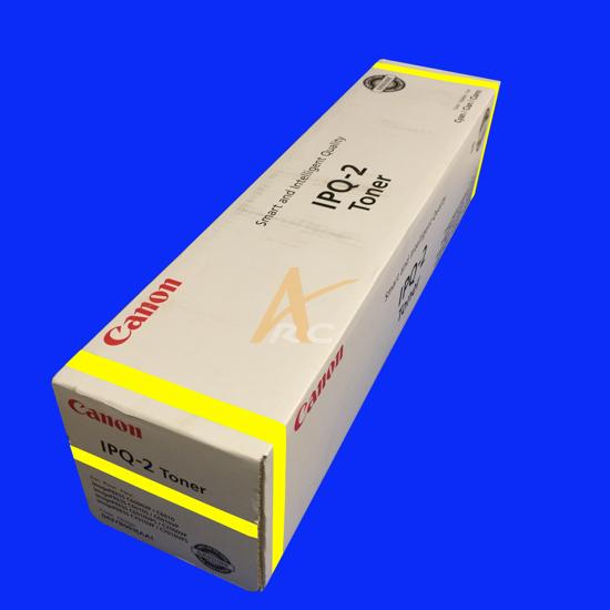 Picture of Canon Image PRESS IPQ-2 Yellow Toner for C6000VP C6010 C6010S C6010VP C6010VPS C6011 C6011S C6011VP C6011VPS C7000VP C7010VP C7010VPS C7011VP C7011VPS