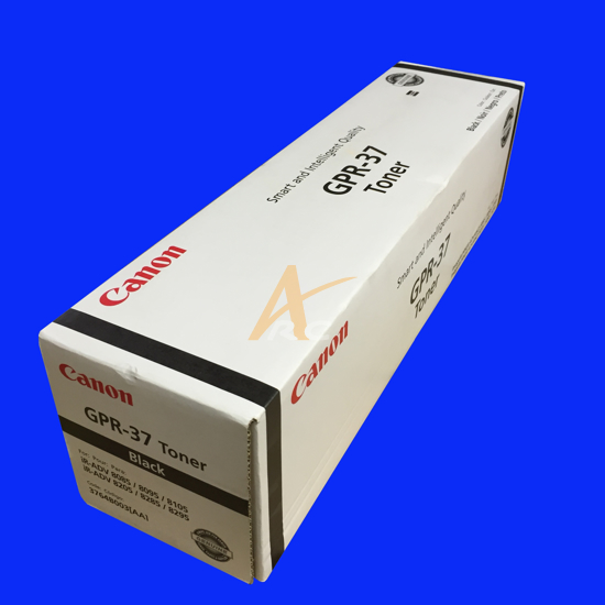 Picture of Canon GPR-37 Black Toner for imageRUNNER ADVANCE 8085 8295