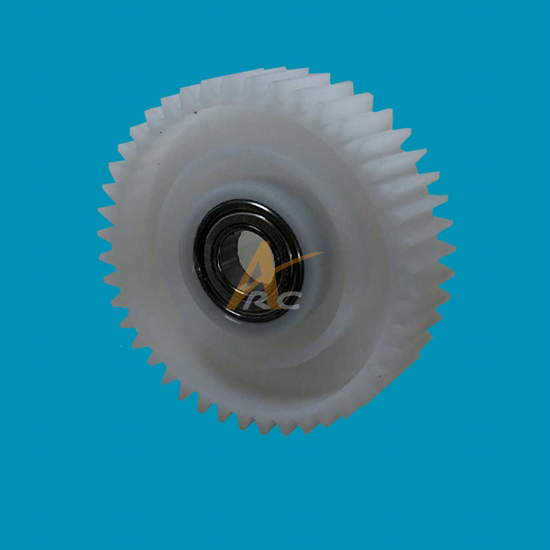 Picture of Pressure Wheel Assembly for the Konica Minolta Bizhub 1250