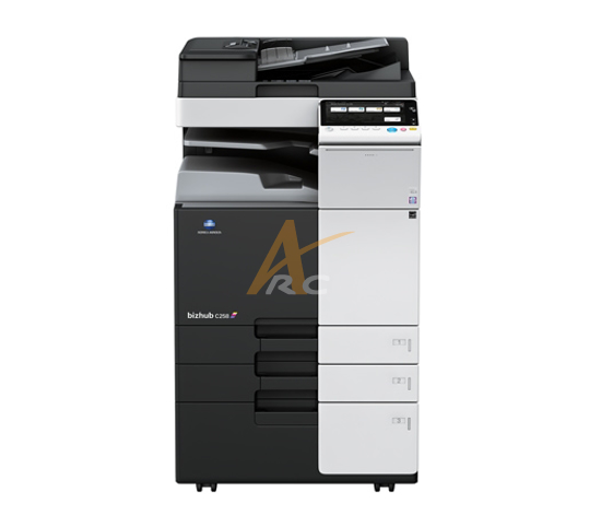 Picture of Konica Minolta bizhub C258 Color Copier