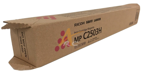 Picture of Ricoh Magenta Toner Cartridge for Ricoh MPC2003 MPC2503