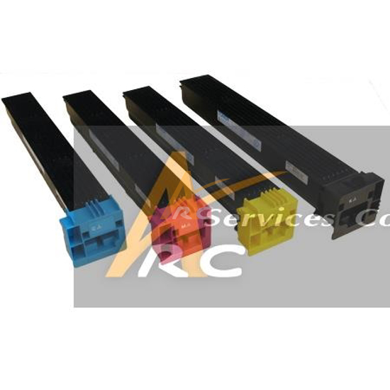 Picture of Genuine Konica Minolta TN413/TN613 Toner Set for bizhub C452