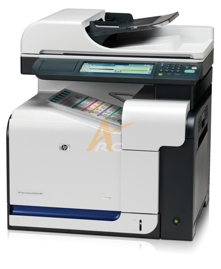 Picture of HP Color LaserJet CM3530