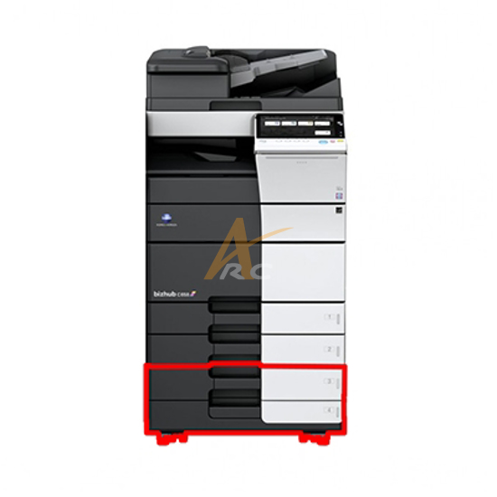 Picture of Konica Minolta PC-215 Paper Feed Cabinet