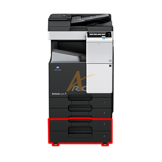 Picture of Konica Minolta PC-214 2-Way Paper Feed Cabinet