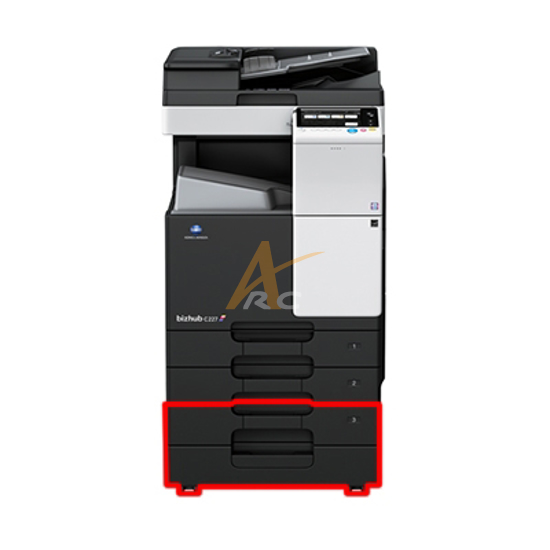 Picture of Konica Minolta PC-114 Paper Feed Cabinet