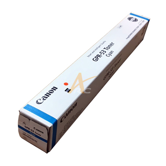 Picture of Genuine Canon GPR-53 Cyan Toner for imageRUNNER ADVANCE C3325i C3530i