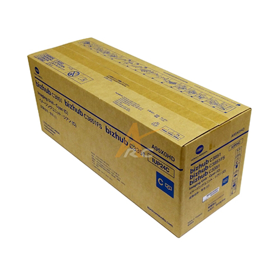Picture of Konica Minolta IUP24C Cyan Imaging Unit A95X0HD bizhub C3351 C3851FS