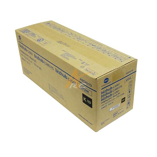 Picture of Konica Minolta IUP24K Black Imaging Unit  A95X01D bizhub C3351 C3851FS