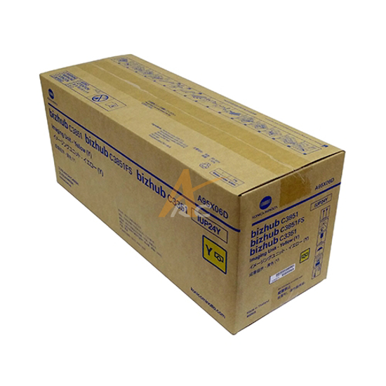 Picture of Konica Minolta IUP24Y Yellow Imaging Unit A95X06D bizhub C3351 C3851FS
