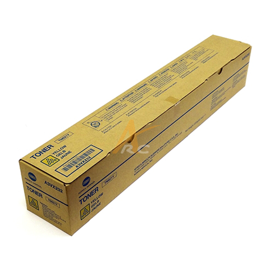 Picture of Konica Minolta TN621Y Yellow Toner for bizhub PRESS C71hc
