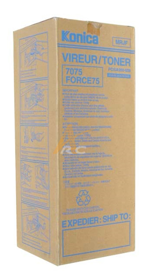 Picture of Genuine Toner for 7075/Force75