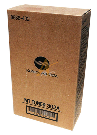 Brand New!! MT TONER 302A Genuine Konica Minolta