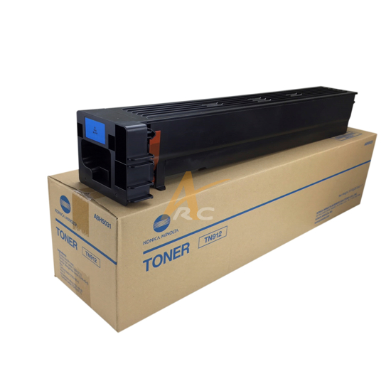 Picture of Konica Minolta TN912 Black Toner for bizhub 958