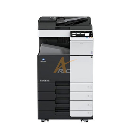 Picture of Konica Minolta bizhub 368e monochrome copier