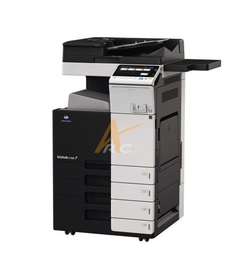 Picture of Konica Minolta bizhub C308 color copier