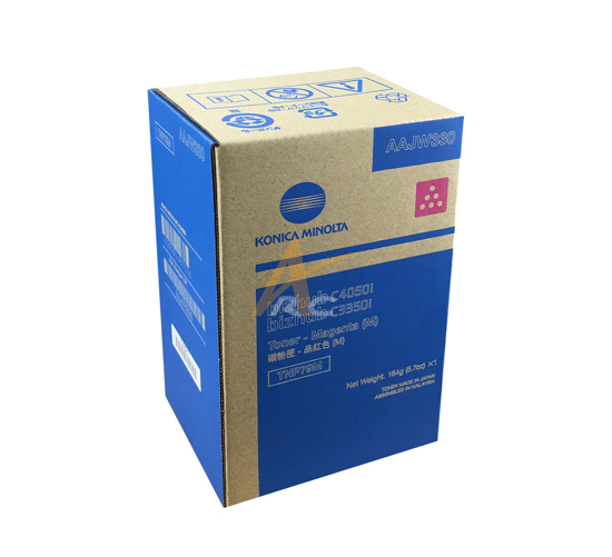 Picture of Konica Minolta TNP79M Magenta Toner AAJW330 bizhub C3350i C4050i