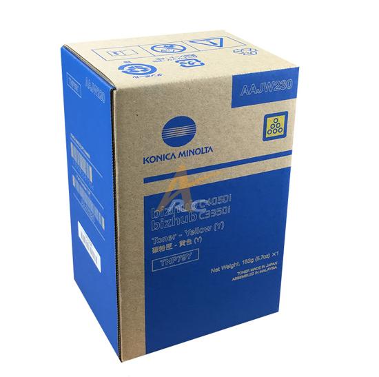 Picture of Konica Minolta TNP79Y Yellow Toner AAJW230 bizhub C3350i C4050i