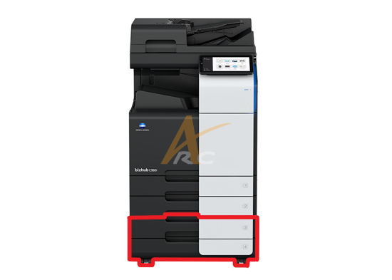 Picture of Konica Minolta PC-216 Paper Feed Cabinet