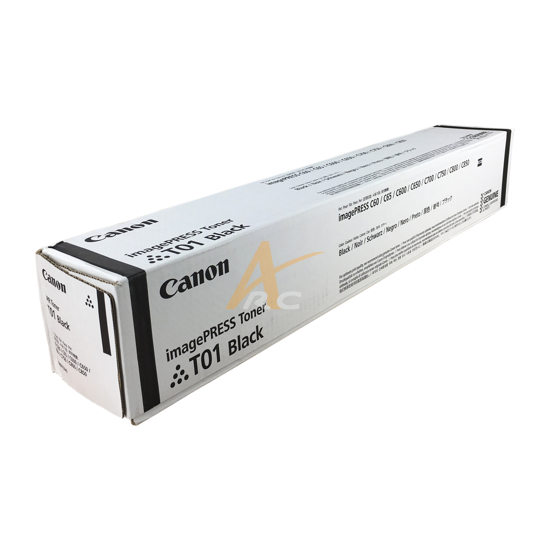Picture of Canon T01 (8066B001) Black Toner Cartridge
