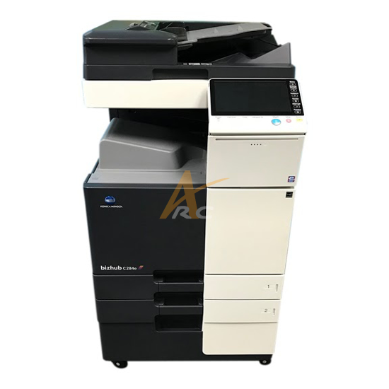 Picture of Konica Minolta Bizhub C284e USED