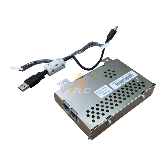 Picture of Konica Minolta FK-513 Fax Kit A879012 bizhub C227 C287 227 287 367