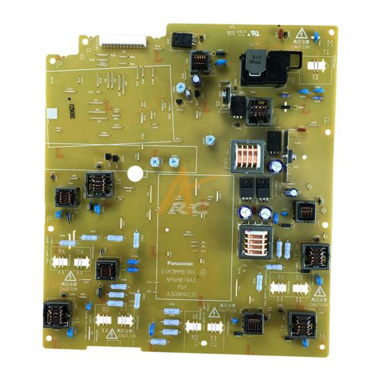 Picture of Konica Minolta High Voltage Unit  Used A3GNM40300  bizhub C3350  bizhub C3850  bizhub C3850FS