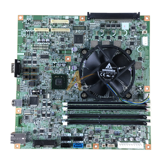Picture of Main Body Control Board Assy  OACB A50VH01105  for bizhub PRESS C1060 bizhub PRO C1060L